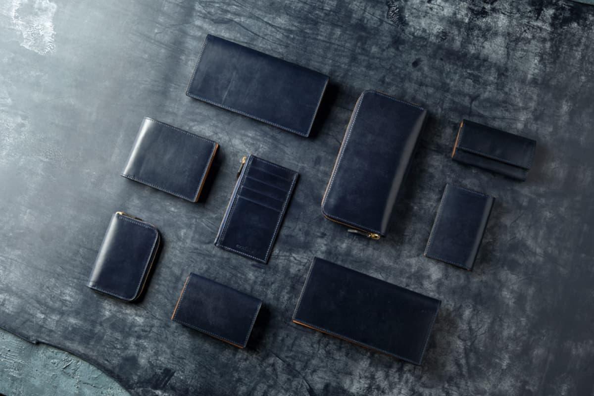 crafsto(クラフスト)のお財布イメージ