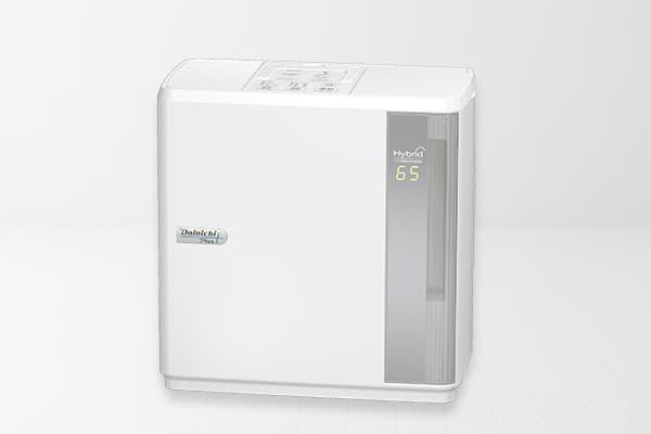 【ダイニチ加湿器(HD-3020)】は臭いはなく掃除や手入れも簡単です。