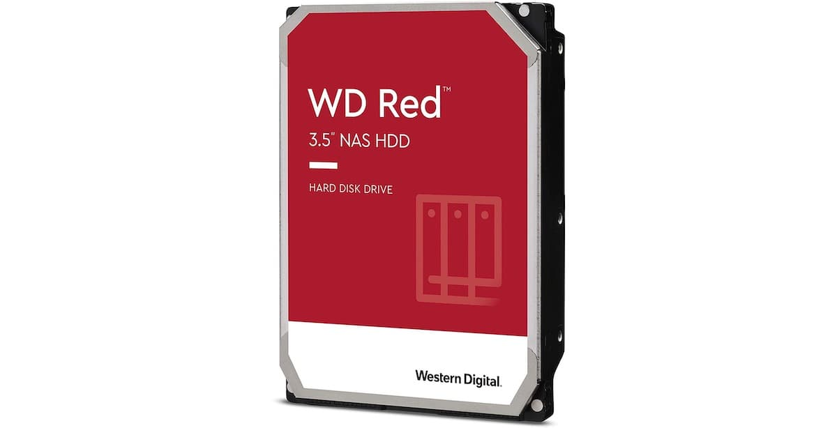 Western Digital WD Red【信頼性を重視する人におすすめ】