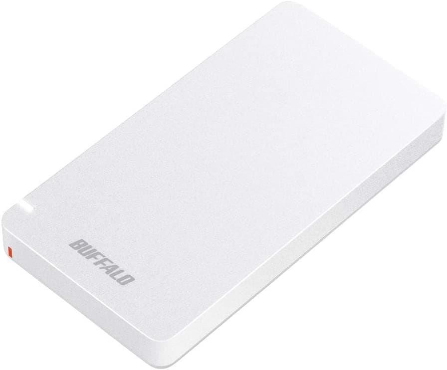 バッファロー製『SSD-PGM960U3』【コスパ重視におすすめ】