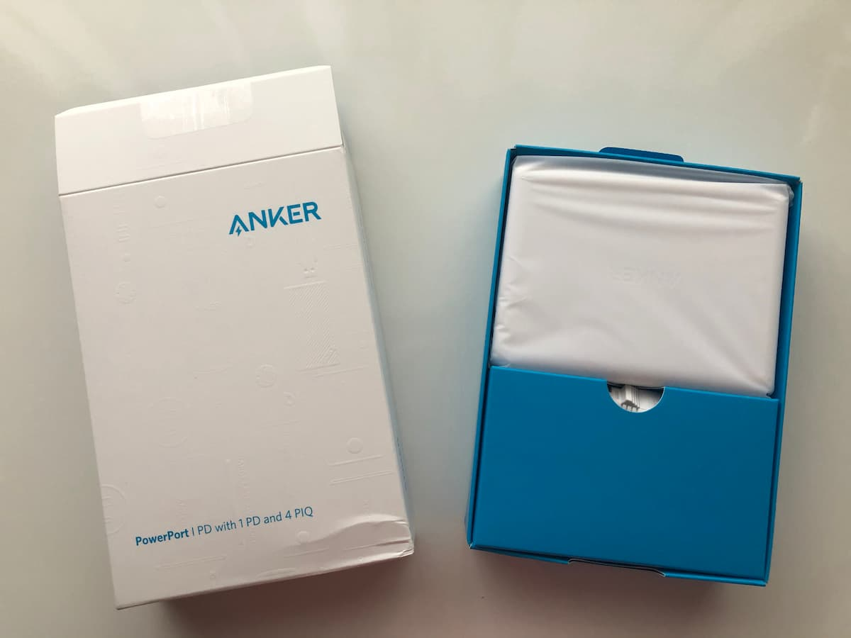 【Anker PowerPort I PD】購入レビュー【使ってわかったメリット】