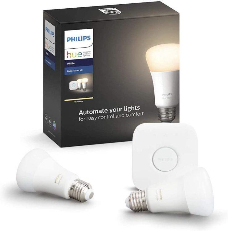 高機能なスマート電球なら『Philips Hue』がおすすめ