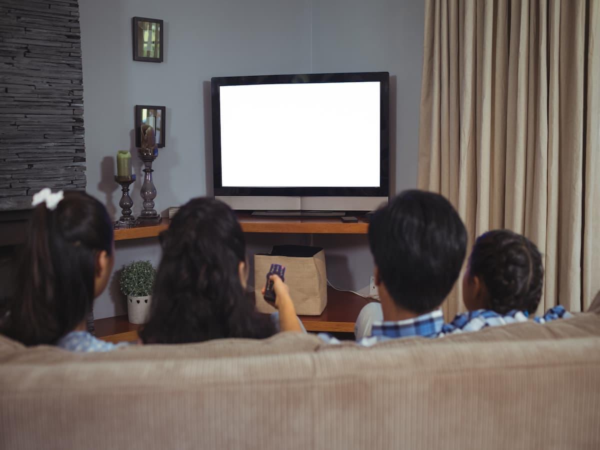 スマートテレビのイメージ